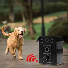 Собака остановить лай устройства pet открытый коры пробка ультразвуковое
