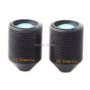 Image 4 - PUAimetis CCTV lensler 2MP/1/2 7 1/3 1/4 HD 10mm gözetleme kamerası 33.5 derece kızılötesi M7 lens iplik