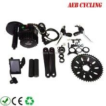 Free shipping Bafang BBS HD 48V 1000W Ebike Electric bike Motor 8FUN mid drive conversion kits