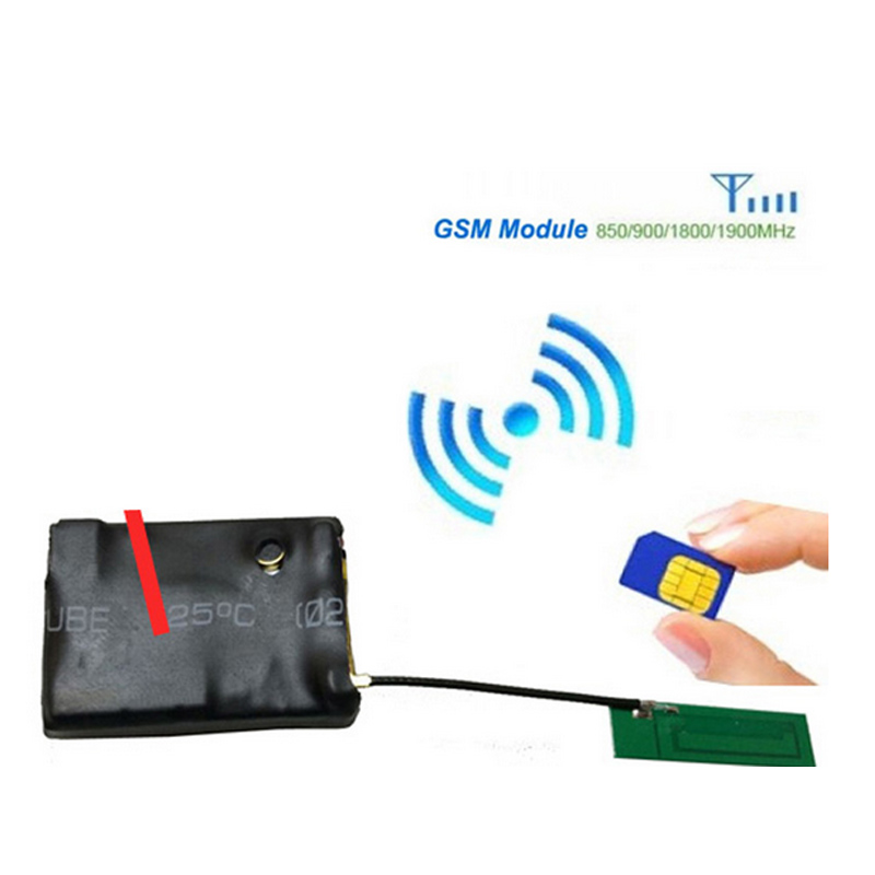 Dual Way Talking GSM Phone Function Voice Transmitter Handsfree Inductive Headset Handsfree Earpiece GSM Walkie Talkie