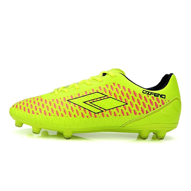 525aa7e8320e7 Zapatos De Futbol originales De marca hombres mujeres botines De fútbol  durable De entrenamiento botas De fútbol barato fútbol tacos en Zapatos de  fútbol de ...