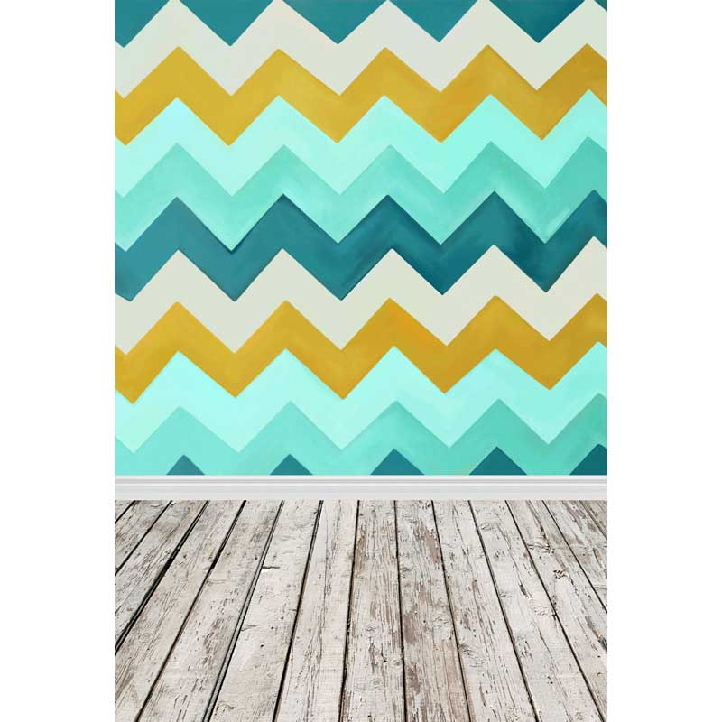 6.5x10ft studio photography background chevron vinyl print pattern backdrops for photo studio photographic backgrounds F-340 missoni for target travel tote colore chevron pattern