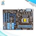 Para asus p8h61 original usado motherboard desktop para intel h61 soquete ATX LGA 1155 Para i3 i5 i7 DDR3 16G À Venda