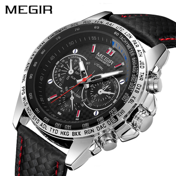 Men's Waterproof Sports Wrist Watch