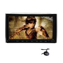 2din car stereo touch Screen HD Bluetooth Touch Screen Car Stereo Radio MP5 Player FM/MP3/USB/AUX Support Video Format/Audio SD