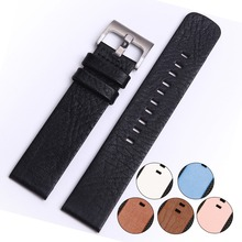 High Quality Genuine Leather Watchband For Moto 360 Smart Watch Leather Watchband Smart Watchband