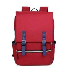 Korean style  Big Capacity casual Travel waterproof women bag notebook backpack school for boy