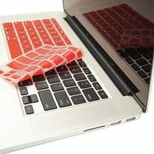 Nueva funda de teclado para ordenador portátil ee.uu./UE para Apple Macbook Air 11 Air 13 Pro Retina Touch Bar 11 12 13 15 pulgadas A1932 A1466 A1989