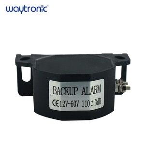 Image 5 - Omkeren Back Up Alarm Beep Buzzer Sirene 105db Waterdichte Reverse Backup Alarm Hoorn Voor 12V 24V 48V 60V Motorfiets Auto Voertuig