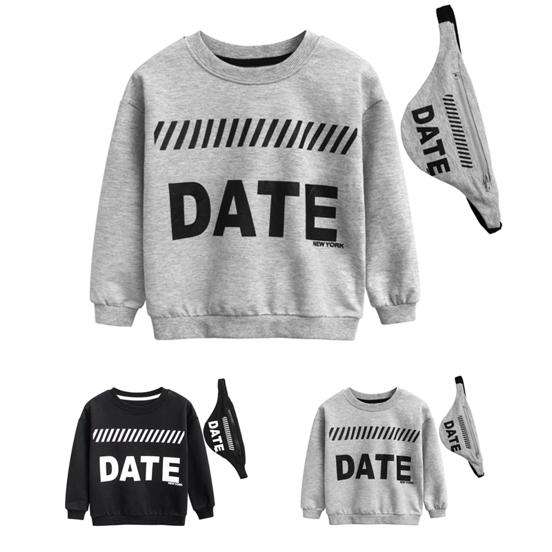 CYSINCOS Sweatshirts Girls Baby-Boys Children Casual And Spring Autumn