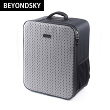 Фотография 2017 Mi 4K Drone High Quality Large Travel Backpacks Carry On Luggage Bag Standard Advanced Protection Quadcopter For Xiaomi UAV