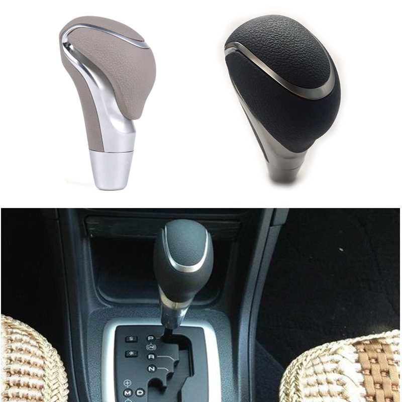 Auto Replacement Parts Trustful Automatic Gear Shift Shifter Knob For Peugeot 106 206 306 406 107 207 307 407 301 308 2008 3008 Gear Shift Knob Limpid In Sight
