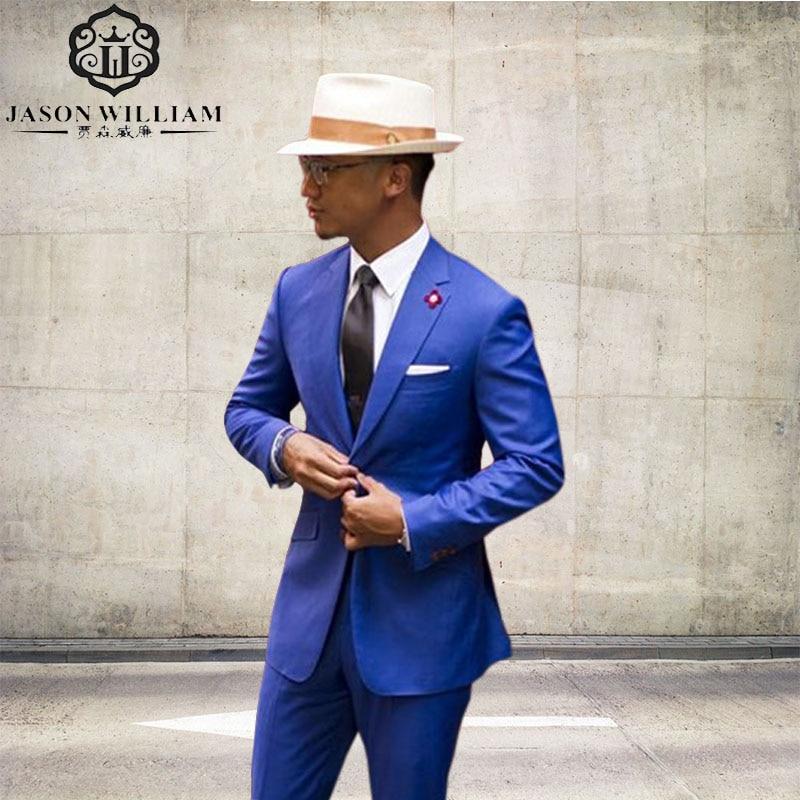 Online Get Cheap Royal Blue Mens Suit -Aliexpress.com | Alibaba Group