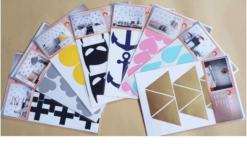HTB1cT4bOFXXXXXoXVXXq6xXFXXXS - Custom Color Stars Wall Sticker DIY For Kids Rooms
