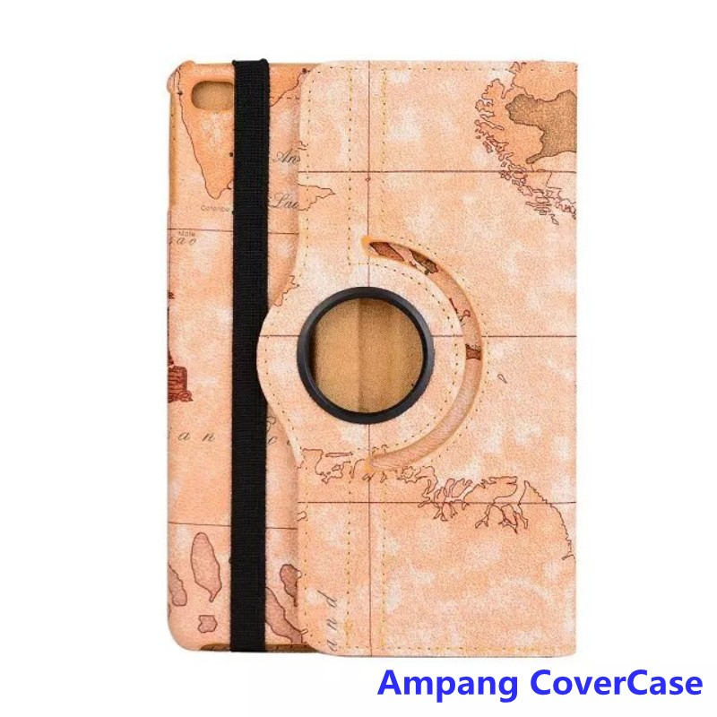 360 Degree Rotating Leather Smart Shell Cover Case For Apple Ipad Mini 1 2 3 7.9 Inch Coque Funda With Stand Holder
