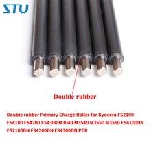 5 шт. высокое качество первичного заряда ролик для Kyocera FS 2100 4100 4200 4300 м 3040 3540 3550 3560 FS4100 PCR