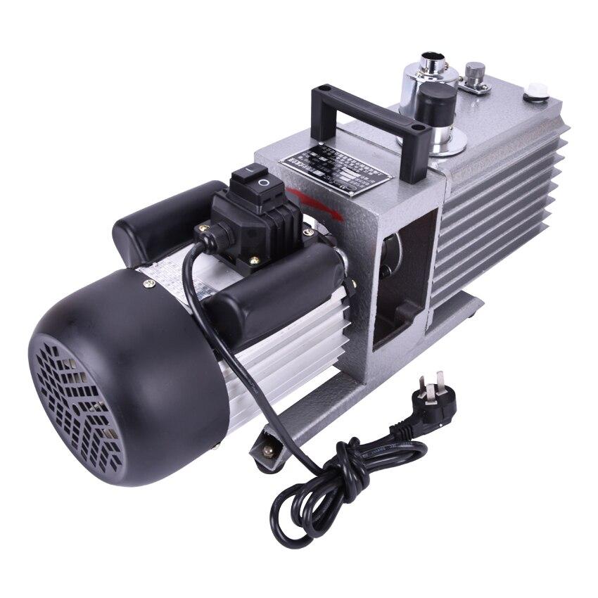 Oilless Vacuum Pump match with oca laminating machine for broken phone screen repair, LCD separator 220V 4L