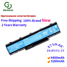 Golooloo 6 cells laptop battery for Acer AS-2007A AS07A31 AS07A32 AS07A41 AS07A42 AS07A51 AS07A52 AS07A71 AS07A72 AS07A75 laptop battery ak 006bt 020 ak 006bt 025 as07a31 as07a32 as07a41 bateria akku as07a42 as07a51 as07a52 as07a71 as07a72 for acer
