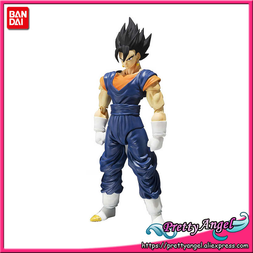 PrettyAngel-אמיתי Bandai Tamashii אומות Z S. h. figuarts סופר Saiyan Vegetto Vegito Veget פעולה איור