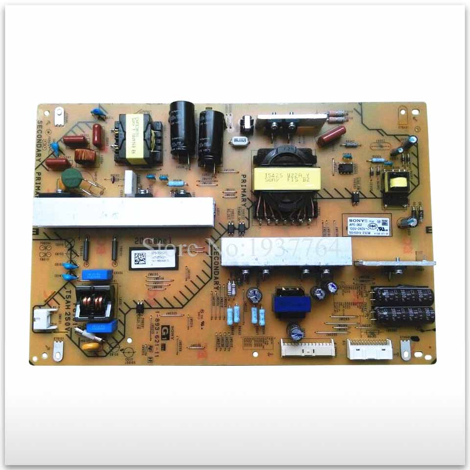 good working for new Power Supply Board KDL-55W950B APS-362 1-893-621-11 board original kdl 55w800a power supply board 1 888 356 11 1 888 356 31 aps 342 b