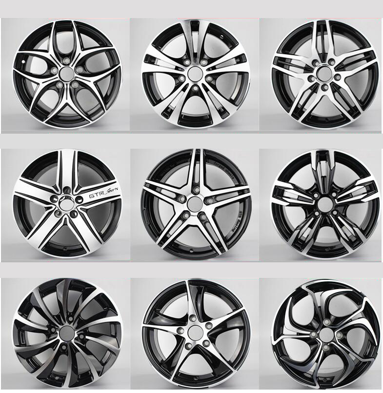 15 inch aluminium alloy car wheel rim for vw in tire accessories from automobiles motorcycles. Black Bedroom Furniture Sets. Home Design Ideas
