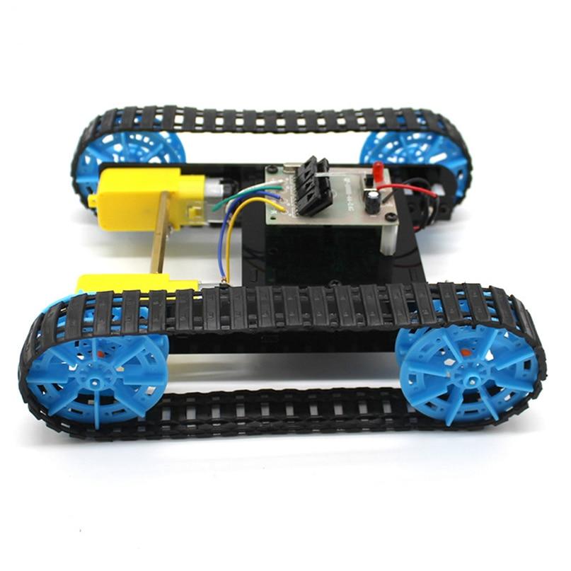 controle remoto robo chassi rastreador caterpillar material 02