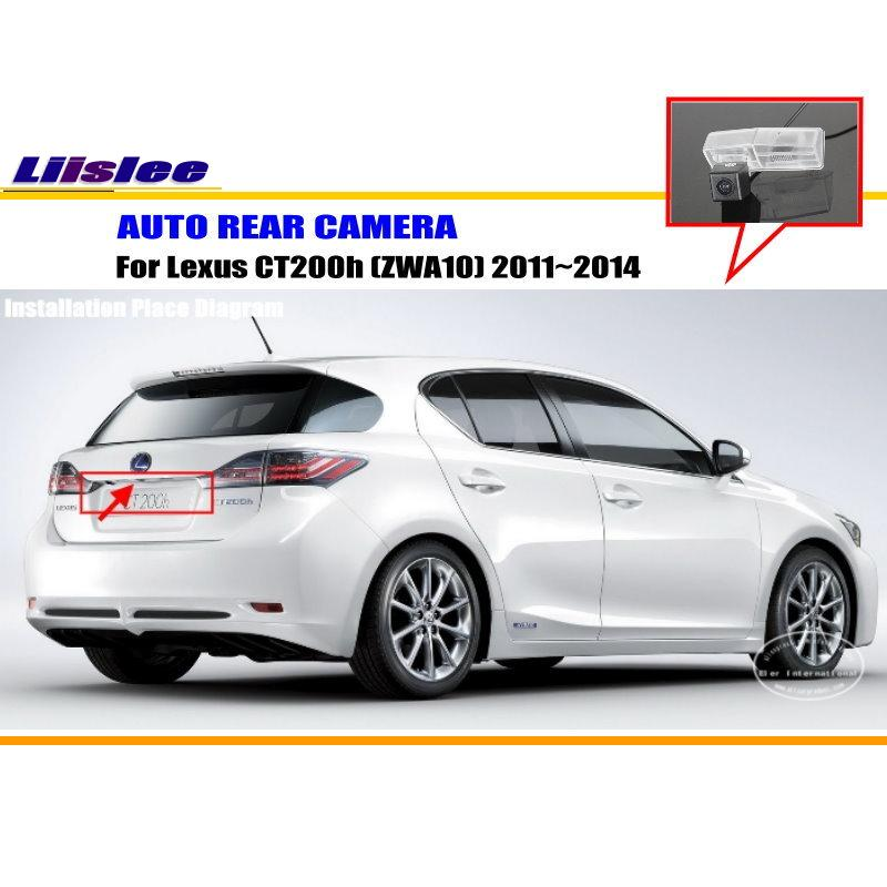 2011 Lexus Ct Suspension: Liislee Car Rear View Camera For Lexus CT200h (ZWA10) 2011