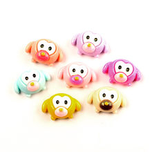 LF 20Pcs Mixed Resin Bling Monkey Decoration Crafts Flatback Cabochon Kawaii DIY Embellishments For Scrapbooking Accessories(China)