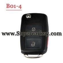 Envío gratis (1 unids) B01 VW 2 Estilo de Botón Remoto Para KD900 (KD300) Máquina