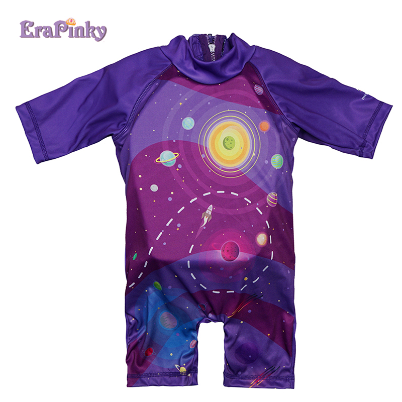 Inventive Upf Girls Space Man Life Jacket Vest Kids Life Vest Suit Children Pool One Piece Swimsuit Swim Float Buoyancy Babyboy Zwemvest Punctual Timing
