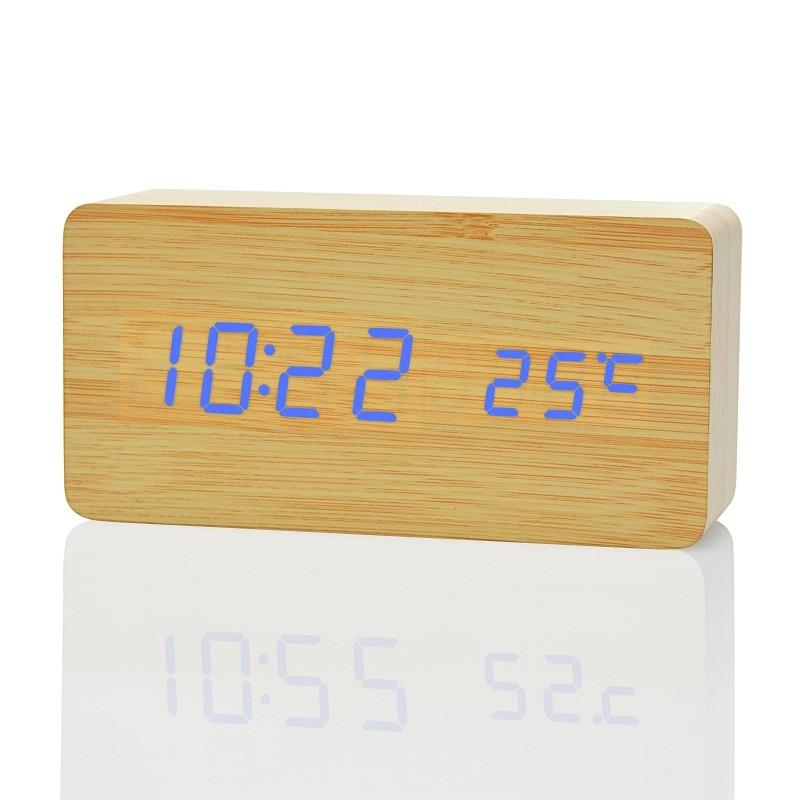 LED Alarm Clocks 2