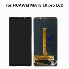 100% original AMOLED For Huawei mate 10 Pro 6.0 inch 2160*10