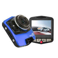 NEW Brand2 4 Inch LCD Screen Driving Recorder Car DVR Night Vision Mini Camcorders Camera Video