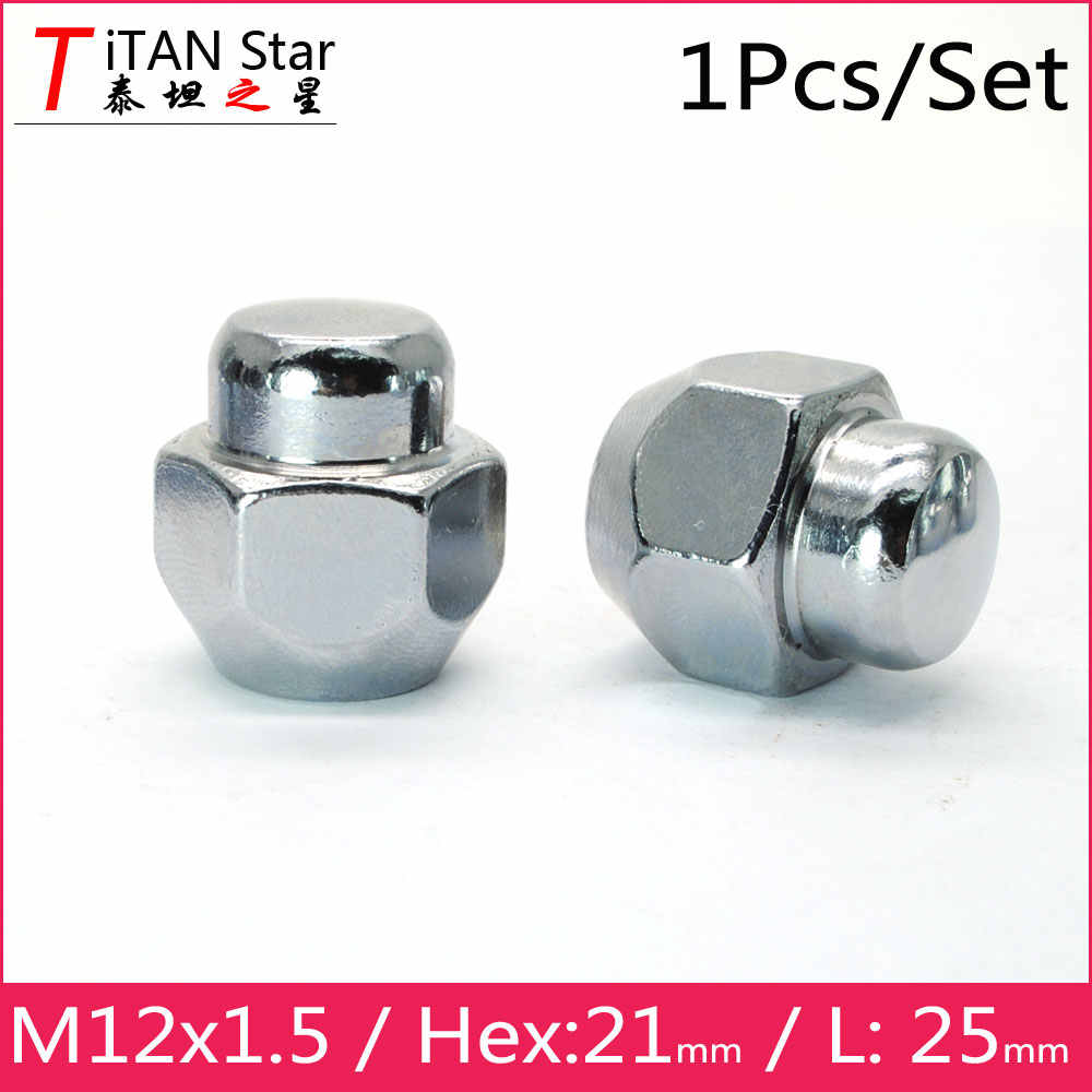 1.77 Buyer Needs to Review The spec Total Length 20pcs Chrome 12mm X 1.5 Wheel Lug Nuts fit 2011 Mazda MX-5 Miata May Fit OEM Rims