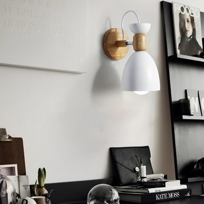 designer wohnzimmer holz, holz moderne kreative wand licht led schlafzimmer nacht dekoration, Design ideen