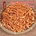 500 gram Orgánica Cordyceps Militaris/Cao Chong Hua/Norte Cordyceps Sinensis Cordyceps Alimentos Nutritivos a base de Hierbas Chino Flor