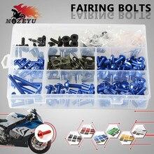 CNC Universal Motorcycle Accessories Fairing Bolt Screw Fastener Fixation For YAMAHA FZ07 FZ09 FZ MT 07 09 YZF R1 R6 MT-07