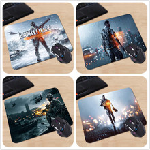 Babaite Battlefield 4 Final Stand Poster Mouse Pad for Gamer Gaming Necessary Mouse Mat For PC Computer Laptop