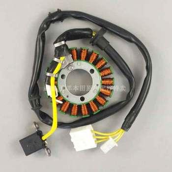 Genuine Motorcycle Magneto Stator Coil Generator for HONDA LEAD 110 NHX110 2008-2015 Original Parts