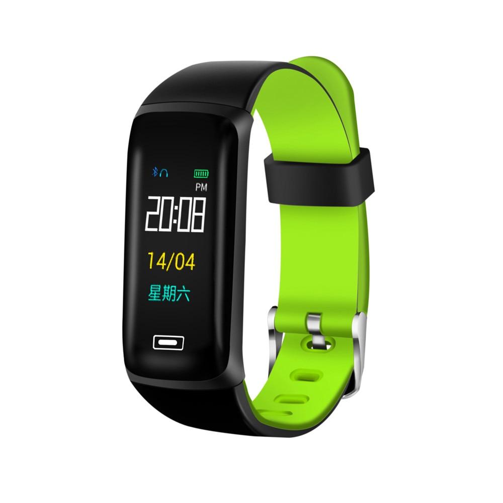 Aktiv Smart Handgelenk Band Schlaf Sport Fitness Aktivität Tracker Pedometer Armband Uhr Sport Uhren Luxus Männlichen Uhr Business Herren Wir Nehmen Kunden Als Unsere GöTter