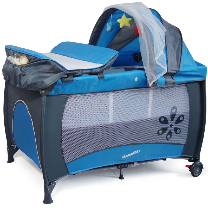 portable folding baby crib playpen baby sleep folding carrycot bed 0 4 years children bedin baby cribs from mother u0026 kids on