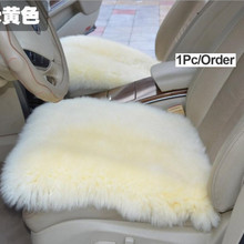 Back Car Seat Cover Faux Fur Universal Size For More