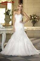 NewHot Explosion Models Mermaid Wedding Dress 2014