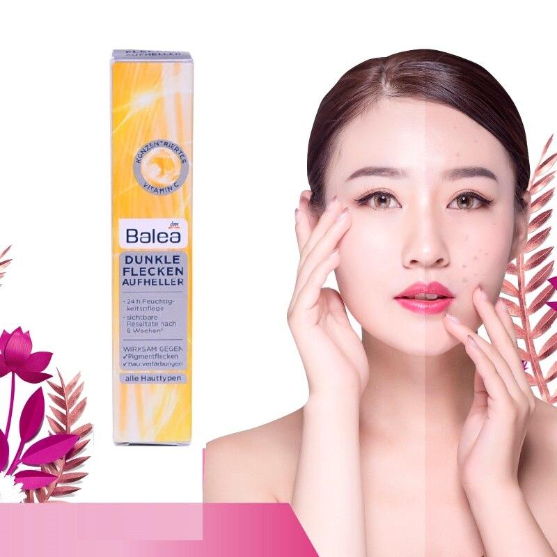 Balea Dark Spot Brightener Concentrated Vitamin C Cream for Pigmentation Skin Discoloration Skin Problem Solver Even