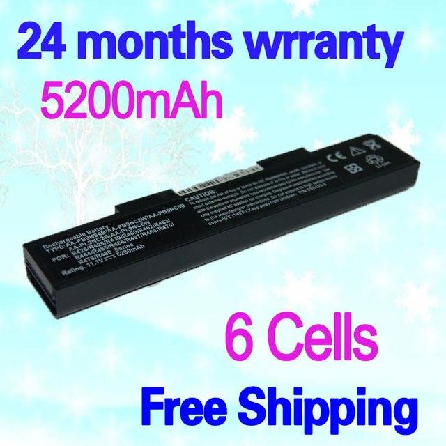 JIGU Black 6 Cells laptop taptop FOR Samsung AA-PB9MC6B AA-PB9MC6S AA-PB9MC6W AA-PB9NC5B AA-PB9NC6B AA-PB9NC6W AA-PB9NC6W/E