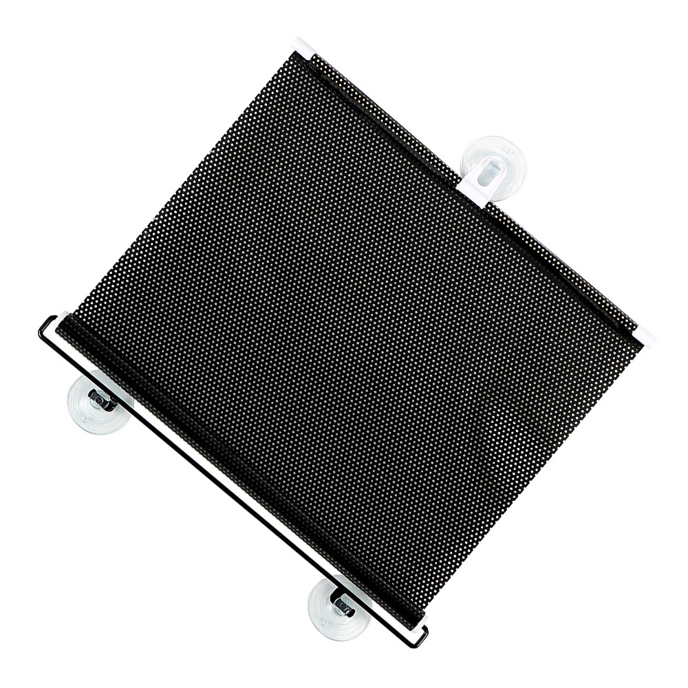 Image 3 - Car Sun Shades For Windshield 40cm*60cm Auto Retractable Side Window Solar Protection Sun Shade Curtain Front Windscreen 29-in Side Window Sunshades from Automobiles & Motorcycles