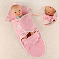2017 Hot Sale Newborn Baby Sleeping Bags As Envelope For Baby Cocoon Wrap Swaddling With Pillow