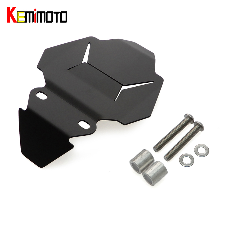 KEMiMOTO For BMW Front Engine housing protection for BMW R 1200 GS LC 2013-2016 R1200GS ADV LC 2014 2015 2016 Motorcycle Parts kemimoto for bmw motorcycle front brake caliper cover protection cover guard for bmw r nine t 2014 2017 r1200gs lc 2013 2015