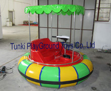 High quality popular export adult electric bumper boat