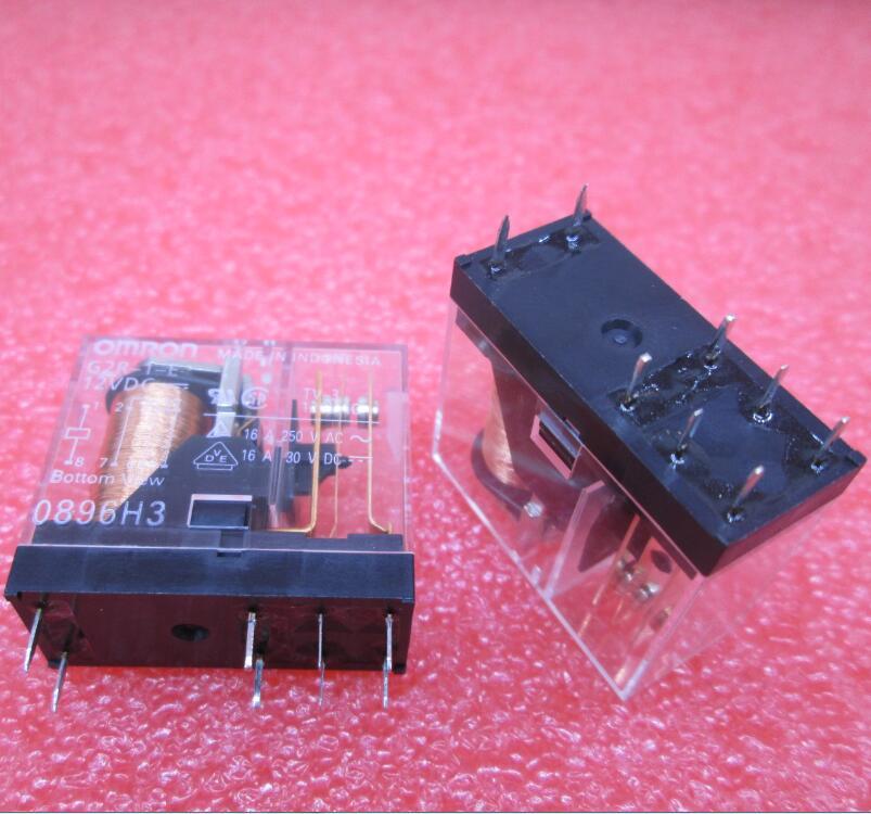 NEW relay G2R-1-E-12VDC G2R-1-E 12VDC G2R-1 G2R1E 12VDC DC12V DIP8 20pcs/lot коврики в салон novline opel astra h хэтчбек 2004 полиуретан 4 шт caropl00011